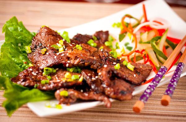 Công thức nước sốt thịt nướng Hàn Quốc