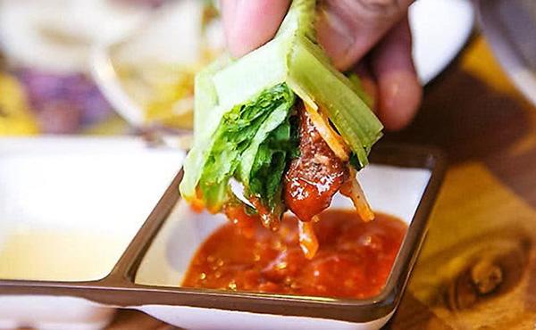 Nước chấm thịt nướng Hàn Quốc