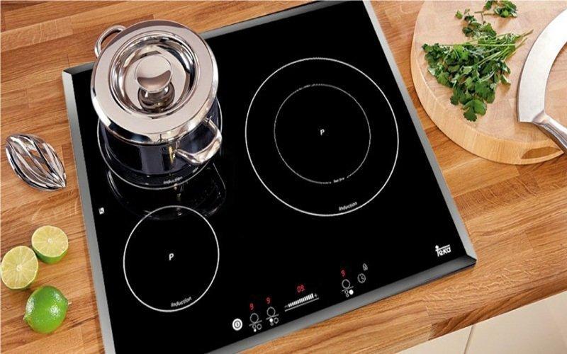 cách làm sạch bếp hồng ngoại