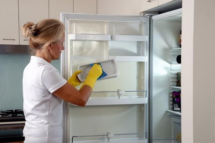 lưu ý vệ sinh tủ lạnh