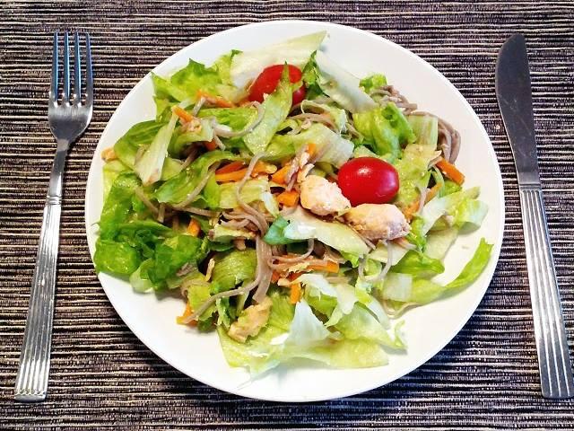 salad cá ngừ giảm cân