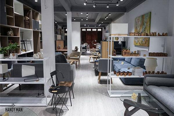 Handyman - Showroom cung cấp đồ nội thất đảm bảo chất lượng, bền đẹp mà giá cả phải chăng