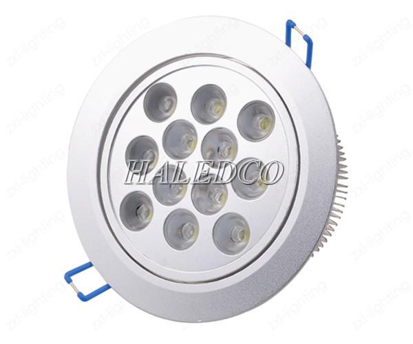 Đèn led âm trần - đèn chiếu sáng phòng bếp