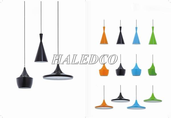 Đèn led thả trần sản phẩm có tác dụng chiếu sáng và trang trí phòng bếp