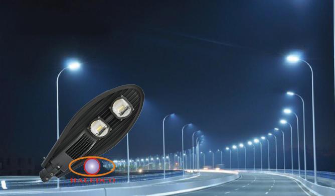 Đèn đường led Haledco cho chất lượng ánh sáng vượt trội